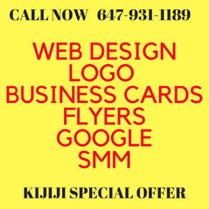 WEB DESIGN SERVICES - Call Now 647-931-1189