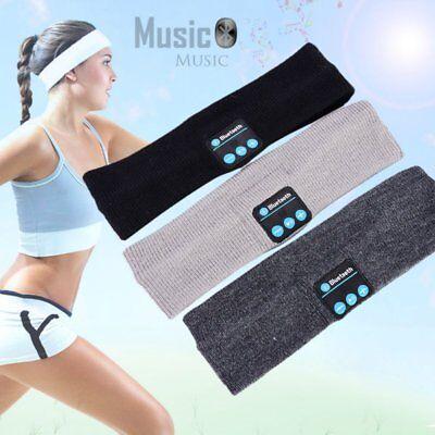 Wireless Bluetooth Stereo Kopfhörer Schlaf Stirnband Sport Headset Stirnbänder Bluetooth-stereo-kopfhörer