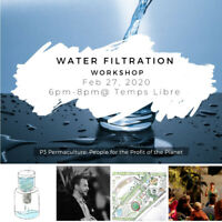 Water Filtration Workshop