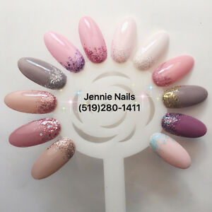 Jennie Nails! Special promotion London Ontario image 3