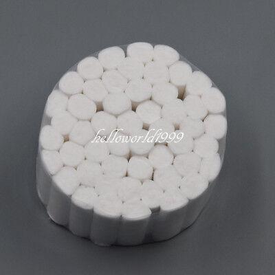50 Pcs Dental Disposable High Absorbent Cotton Fibers Soft Rolls Pliable 1038mm