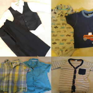 Baby Boy clothes 18-24 months