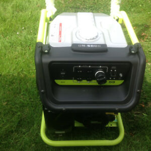POWER IT 5000 GENERATOR (NEW)