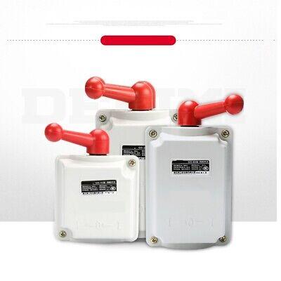 High Quality Drum Switch Forwardoffreverse Motor Control Rain Proof Reversing