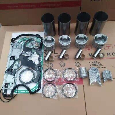 4jb1 Non-turbo Engine Rebuild Kit For Mustang Bobcat 843 853 1213 960 2060