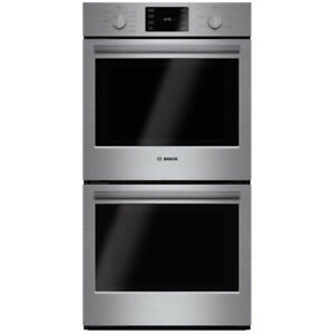 Bosch 500 Series - 27 inch Double Wall Oven
