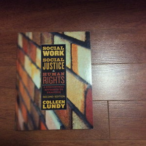 Social Work, Social Justice, and Human Rights - Colleen Lundy