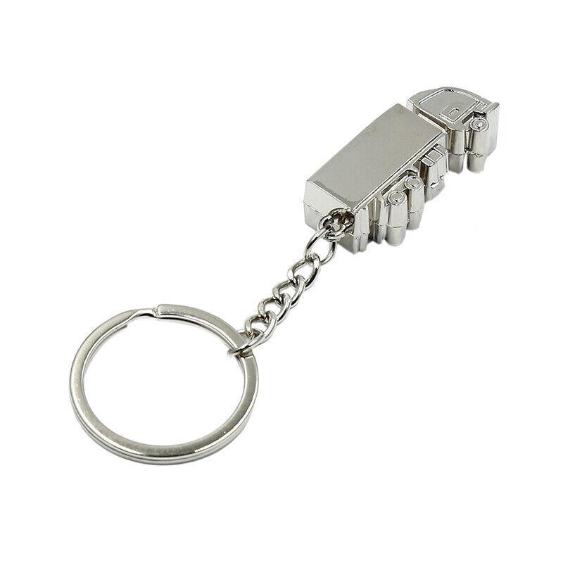 Truck Car 3D Pendant Car Key Chains Keychain Keyfob Keyring
