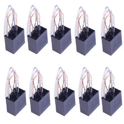 10x 15kv Arc Ignition High Voltage Inverter Step Up Boost Coil Transformer Pulse