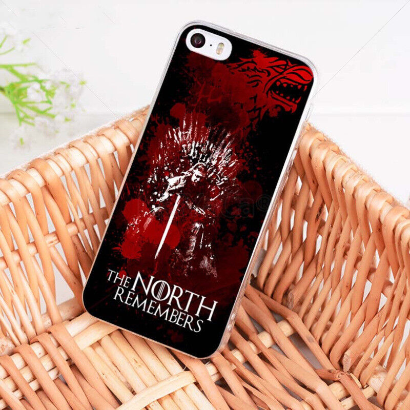 Game of Thrones the North Remember iphone case