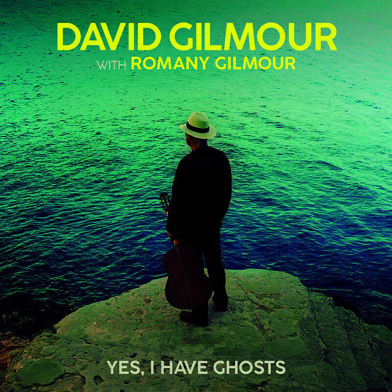 """DAVID GILMOUR RSD 2020 """"Yes, I Have Ghosts"""" RECORD STORE DAY PINK FLOYD LTD ED"""