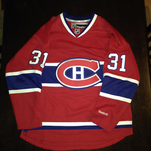 Montreal Canadiens Carey Price jersey