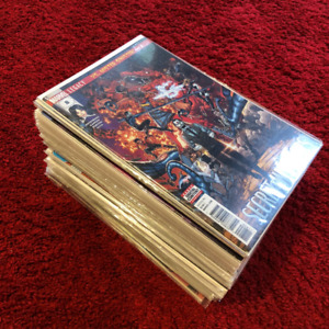51 Comics Bagged and Boarded in Excellent Condition #2