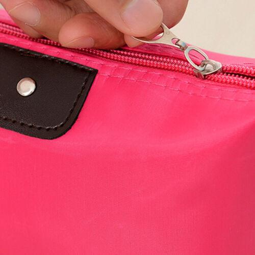 Women Cosmetic Makeup Handbag Toiletry Wash Organizer Bag Pouch Case Portable Health & Beauty