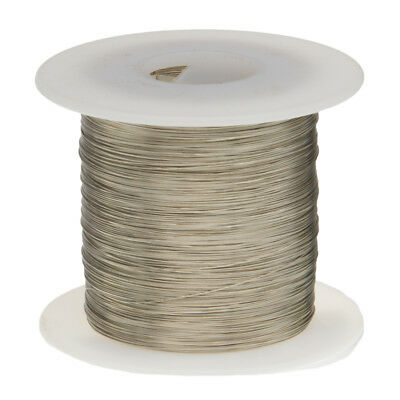 32 Awg Gauge Nickel Chromium Resistance Wire Nichrome 80 1000 Length 0.0080