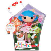 New in Box Lalaloopsy Doll Rosy Bumps 'N' Bruises