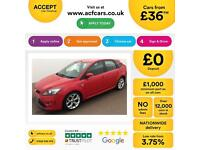 Ford Focus 2.5 ST-2 225 FINANCE OFFER FROM £36 PER WEEK!
