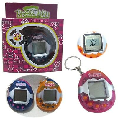 Virtual Pet / Like Tamagotchi / 49 In 1 Cyber Pet Toy /Retro