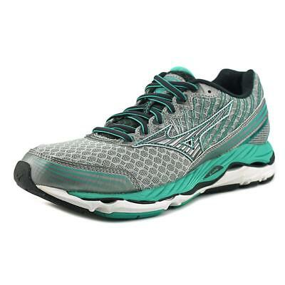 Mizuno Wave Paradox 2 Women Us 7 Gray Running Shoe