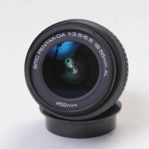 PENTAX 18-55mm f/3.5-5.6 AL DA smc lens
