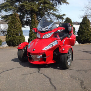 Canam Spyder RTS