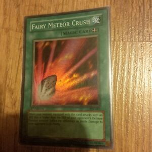 yu-gi-oh Fairy Meteor Crush PSV-063 Kitchener / Waterloo Kitchener Area image 1