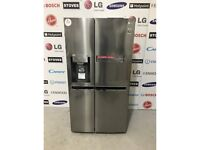 LG GSL961PZBV American-Style Fridge Freezer (12 months warranty with free delivery)