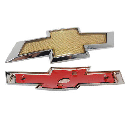 2011-2014 Chevy Cruze Front Bumper Emblem Gold Grille Badge Grill Symbol Logo