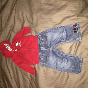 Hello kitty baby clothes, children place sweatshirt West Island Greater Montréal image 2