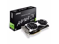 GeForce GTX 980Ti Armor 2X 6144MB GDDR5 PCI-Express Graphics Card