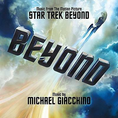 MICHAEL GIACCHINO Star Trek Beyond CD  2016 Soundtrack Score * NEW