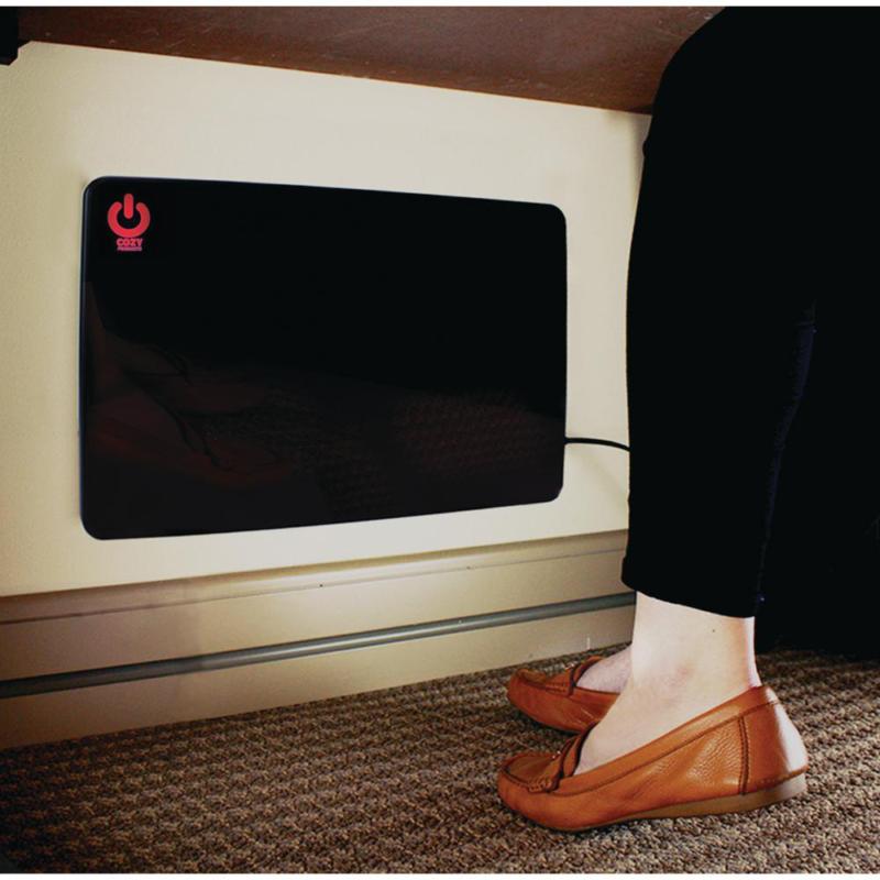 200 watt cozy legs flat panel personal