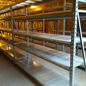 Heavy Duty Metal Pallet Rack Shelving
