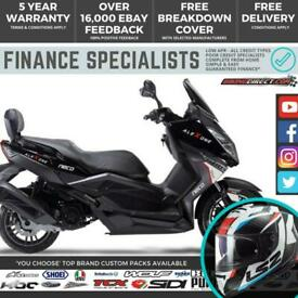 Neco Alexone 125 Large Big Maxi Scooter *FINANCE & DELIVERY AVAILABLE*