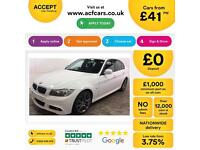 BMW 318 2.0TD 2010.5MY d Sport Plus FROM £41 PER WEEK