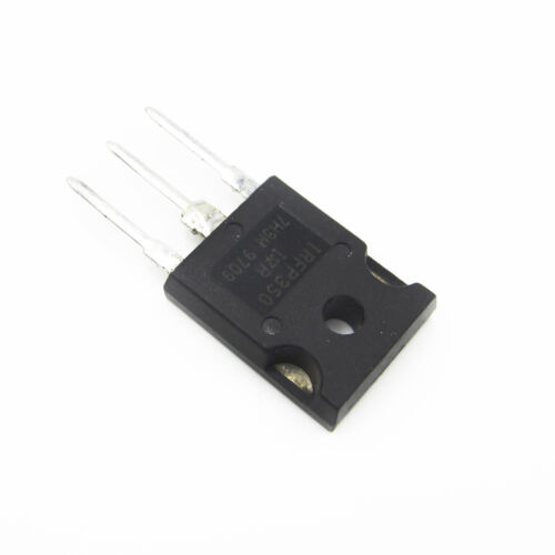 2PCS Manu:IR//FSC Encapsulation:TO-3P,16A N-Channel IRFP350 0.300 Ohm 400V