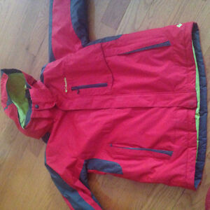 Columbia coat size 14/16