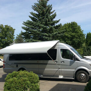 WINNEBAGO ERA 70 A 2015 CLASSE B MERCEDES TURBO DIESEL