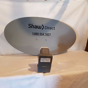 Used 60cm Shaw dish for sale.