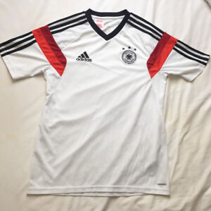 Soccer Jersey: Germany Home Practice Jersey