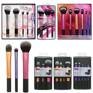 Hot-Women-Real-Techniques-Beauty-Make-Up-Brushes-Set-Pro-Cosmetic-Brushes-Kit