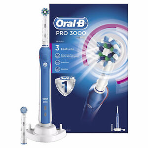PAWN PRO'S HAS A ORAL B PRO 3000 RECHARGEABLE TOOTHBRUSH - NEW