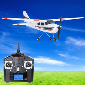 RC Airplane - Easy to Fly 30 min flight – 200m - Cessna 182 - RT