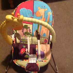 Fisher price bouncy seat Cambridge Kitchener Area image 1