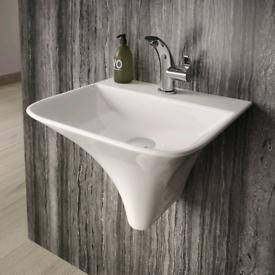 Hudson Reed Grace Designer Bathroom Sink