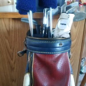 Vintage Golf Club Set - MacGregor Jack Nicklaus series