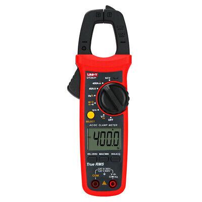 Uni-t Ut203digital Clamp Meter Multimeter Ohm Dmm Dc Ac Ut-203 400-600a