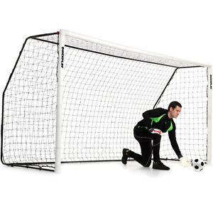 Soccer Net 12x6 Portable sets up in seconds with carry bag
