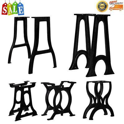 Tischbein Gusseisen Möbelbein Tischfüße Tischgestell Möbelfuß Tischuntergestell