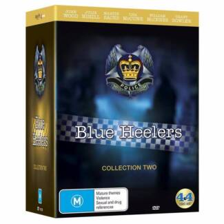 Blue Heelers Collection 2 NEVER OPENED